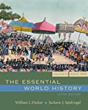 Bundle: the Essential World History, Volume II, 6th + World History Resource Center with InfoTrac® Printed Access Card : The Essential World History, Volume II, 6th + World History Resource Center with InfoTrac® Printed Access Card, Duiker and Duiker, William J., 1111410917