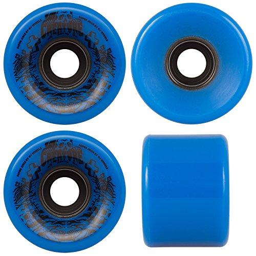デッドロック球体動的OJ IIIスケートボードクルーザーホイールスーパージュースCreatureブルー60 mm 78 a