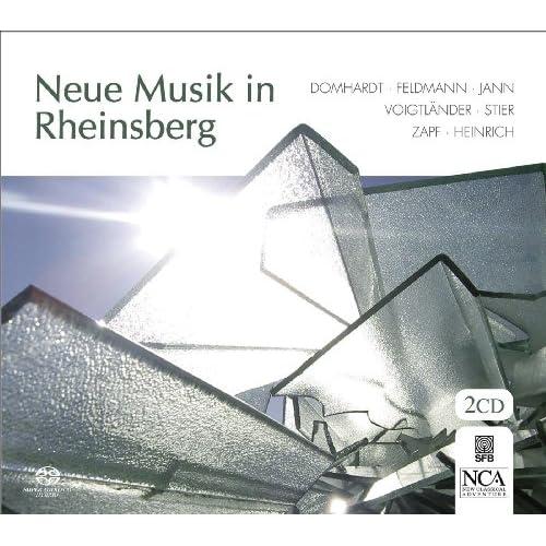 Voigtlander, L. / Stier, S. (Neue Musik in Rheinsberg): Peter Hirsch
