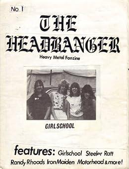 The Headbanger: Issue #1 by [Nalbandian, Bob]