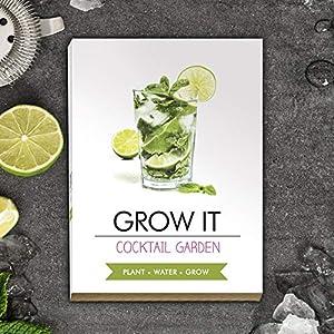 Repubblica regalo: fai crescere il tuo giardino dei cocktail 1 spesavip
