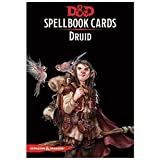 Dungeons & Dragons: Spell Book Cards: Druid Deck Card Game (8 Players)