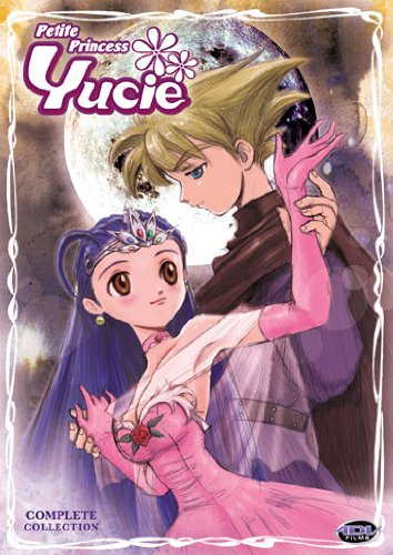 Petite Princess Yucie: Complete Collection by ADV Films