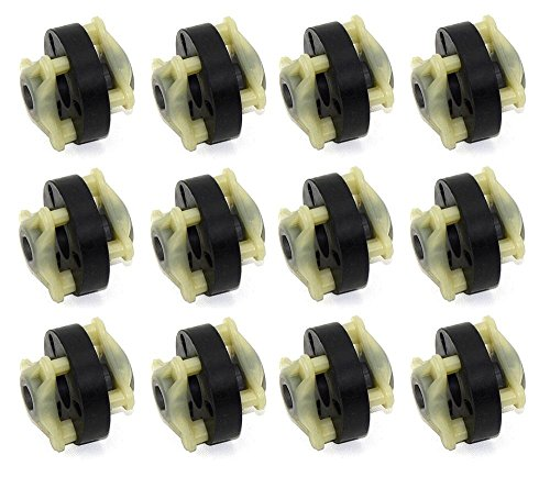 285753A Motor Coupler With Metal Insert AP3963893 12 Pack