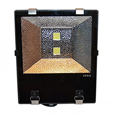 Zesol Outdoor Lamps 150w LED Flood Light Ac 85-265v Waterproof LED Ip65 Cool White 6500k 3 Years Warranty