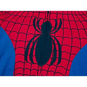 - 51HuqZUWLQL - Marvel Spider-Man Cosplay Full Zip Hoodie