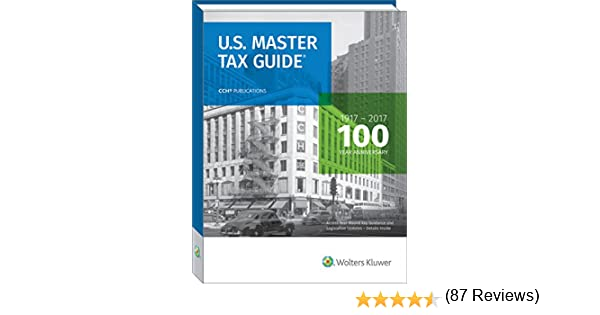Amazon us master tax guide 2017 ebook cch tax law editors amazon us master tax guide 2017 ebook cch tax law editors kindle store fandeluxe Images
