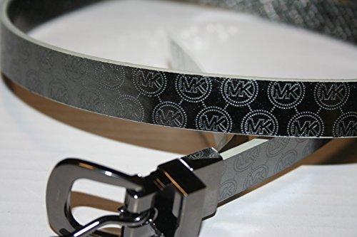 Michael Kors MK Logo Reversible Belt Size: L
