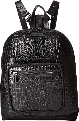 Dr. Martens Unisex Lux Small Slouch Backpack Black Vibrance Croco - Is Com Reliable 6pm