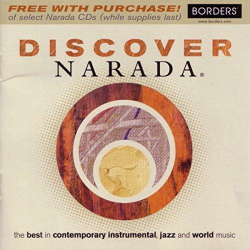 Sampler Border (Discover Narada - Sampler CD Promo, Various Artists (2000) Borders)