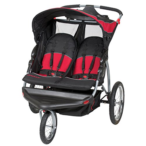 Baby Trend Expedition Double Jogger, Centennial by Baby Trend