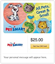 Petsmart Gift Cards - Email Delivery