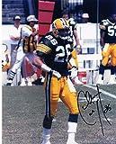 #3: Chuck Cecil Autographed Photo - #26 8x10 W coa - Autographed NFL Photos