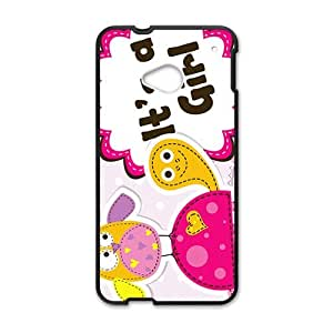 Lovely worm Cell Phone Case for HTC One M7