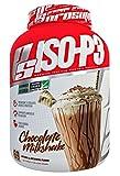 Pro Supps Iso-p3 Premium Isolate Protein Formula, Great Tasting Chocolate Milkshake Flavor, 5 Pounds