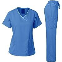 Veronica Scrub Suit Set Uniform for Ladies