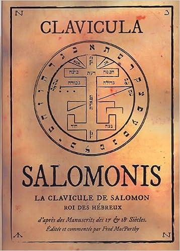 GRATUIT CLAVICULES DE TÉLÉCHARGER LES SALOMON