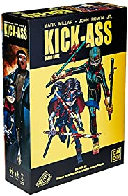 Kick Ass, Galápagos Jogos, Multicor