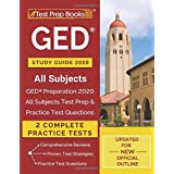 GED Study Guide 2020 All Subjects: GED Preparation 2020 All Subjects Test Prep & Practice Test Questions [Updated for NEW Off