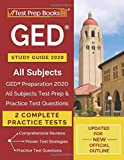 GED Study Guide 2020 All Subjects: GED