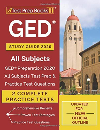 GED Study Guide 2020 All Subjects: GED Preparation
