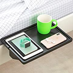 MEET THE BEDSHELFIE The BedShelfie Bed Tray is a rethink of the age-old nightstand inspired by Small Space Living & Minimalism. It's designed for: - Minimalists freeing themselves of clunky furniture ( ... looking at you Tiny House Peeps)...
