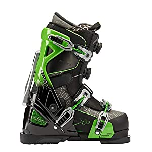 Apex Ski Boots Antero XP Topo Edition – Big Mountain Ski Boots (Men's Sizes 25-32) Walkable Ski Boot System with Open-Chassis Frame for Advanced & Expert Skiers