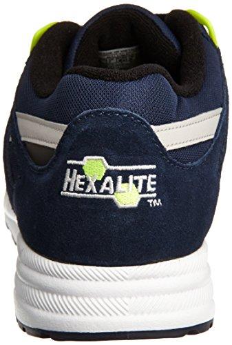 Tennis Chaussures Mixte Reebok Adulte Bleu Marine De Ventilator Pop AxEWIE