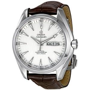 Omega 231.13.43.22.02.001 – Reloj de pulsera hombre