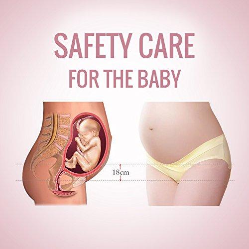 LUPRES Under The Bump Maternity Underwear (Modal Premium Cotton), Trademark Protected