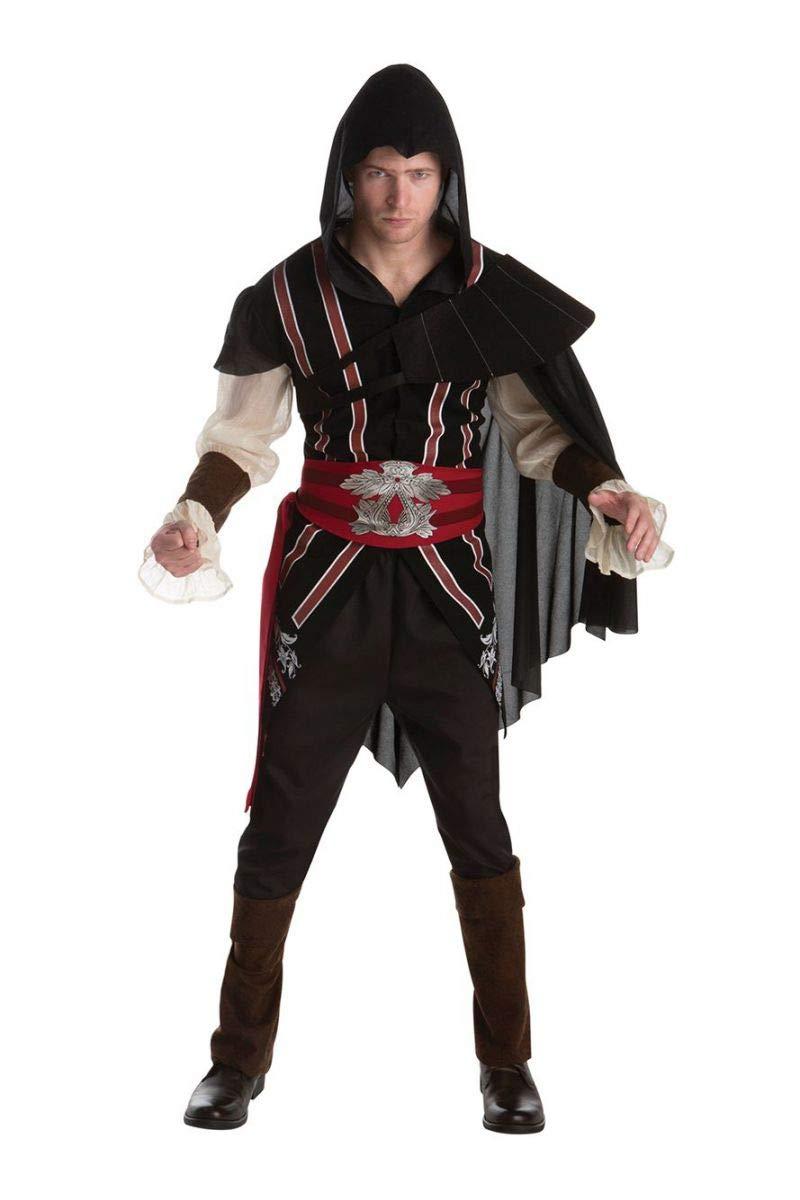 Vegaoo - Disfraz Ezio clásico AssassinS Creed Adulto - Única ...