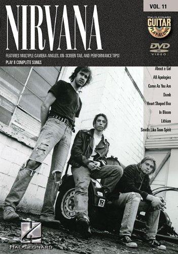 Nirvana - Guitar Play-Along Vol. 11 (DVD)