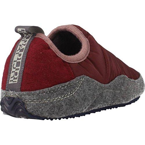 Zapatos para hombre, color Rojo , marca NAPAPIJRI, modelo Zapatos Para Hombre NAPAPIJRI MORRAN Rojo