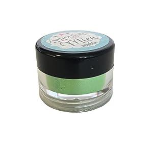 Amerkican Body Art Mica Powder - Green Apple (10 ml)