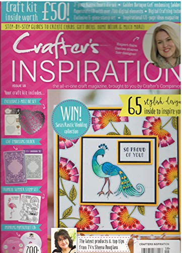 (Crafter's Inspiration Magazine Kit Issue 18 2018)