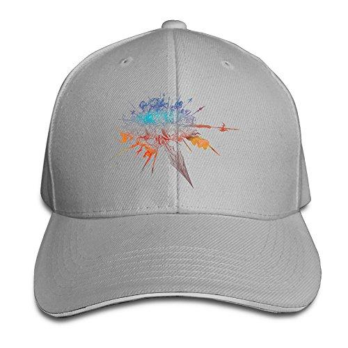Logon 8 Kingsglaive Final Fantasy XV Personalize Baseball Cap Ash One - Clothing Limited Raleigh