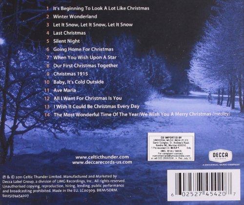Christmas: Celtic Thunder: Amazon.ca: Music