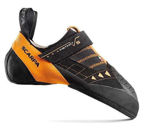 Scarpa Instinct VS Zapatos de escalada Negro - negro