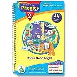 LeapPad Phonics Lesson 2 - Tad's Good Night Book & Cartridge