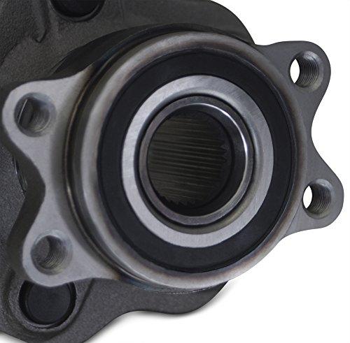 Tomegun 4 to 5 Lug Wheel Bearing Conversion Hub Rear Pair For 89-99 S13/S14 Nissan 240SX by Tomegun (Image #7)
