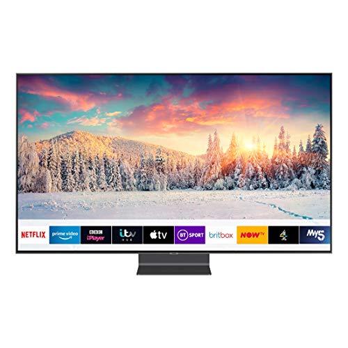 Samsung Q90R (65 inch) Ultra HD 4K HDR 2000 Smart QLED Television (Black)
