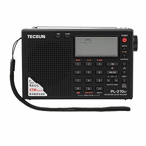 Prament PL-310ET全帯域デジタル復調器FM AM SW LWステレオラジオ受信機 COD   B07JYBQST3