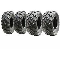 Juego de 4 neumáticos Quad 25X10-12 y 25X8-12