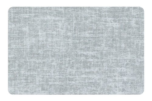 mr1083Burlap Fabric Covered Bulletin Boards - Wrapped Edge - Radius Cornered Color Code: Dusk-26, Size: 4' x ()
