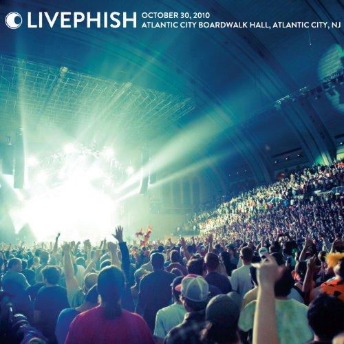 Live Phish: 10/30/10, Boardwalk Hall, Atlantic City, ()