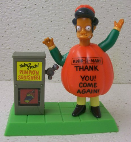 APU: The Simpsons Halloween Burger King Spooky Light-ups]()
