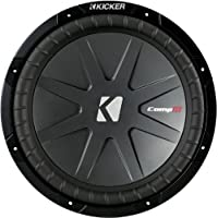 Kicker 40CWR124 CompR Series 12 inch Subwoofer 4 Ohm