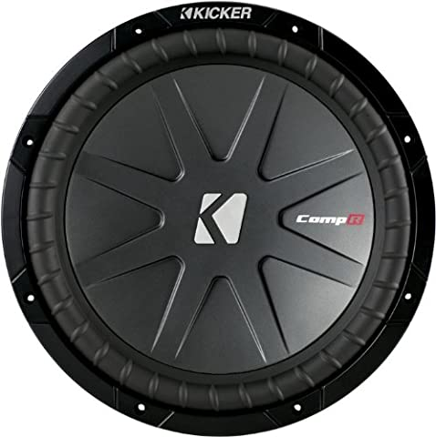 Kicker 40CWR122 CompR Series 12 inch Subwoofer 2 Ohm (12 2 Sub)