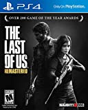 The Last of Us Remastered by Sony (2014) Open Region - PlayStation 4