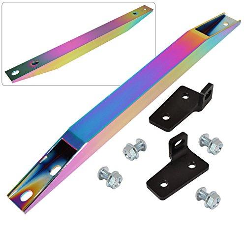 Jdm Performance Rear Lower Tie Suspension Bar Neo Chrome For Honda Civic